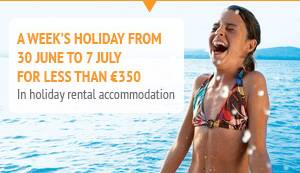 Special July Start of Summer offer