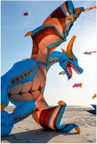 33rd International Meeting of the Flying Kite Festival