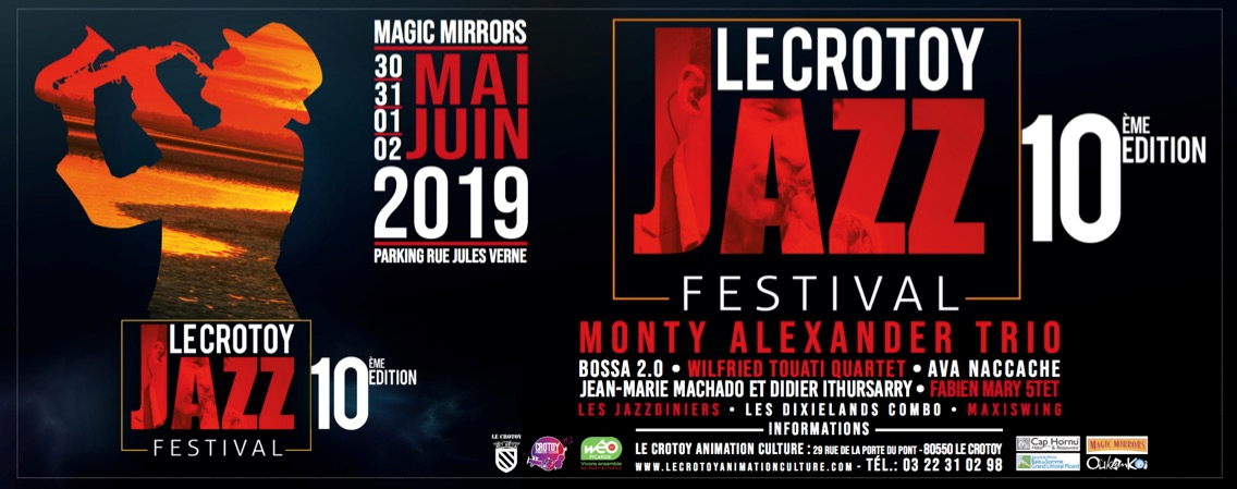 10th Edition of the Festival de Jazz au Crotoy