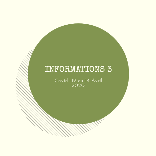 Information COVID -19