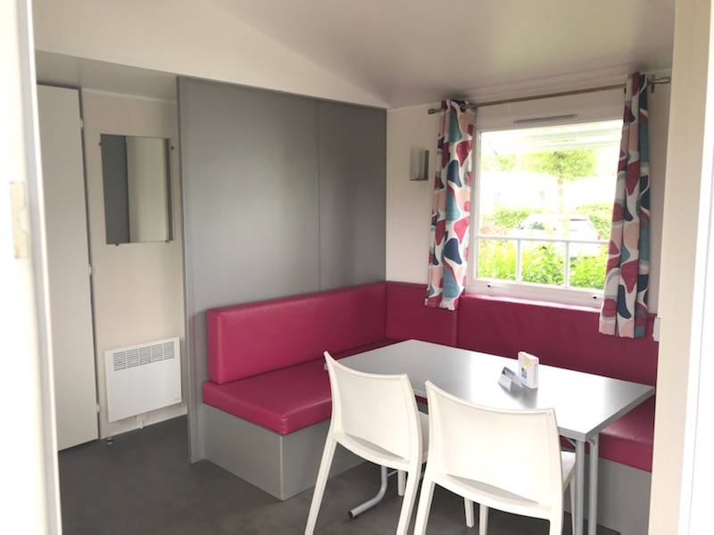 Mobil-Home 2 chambres