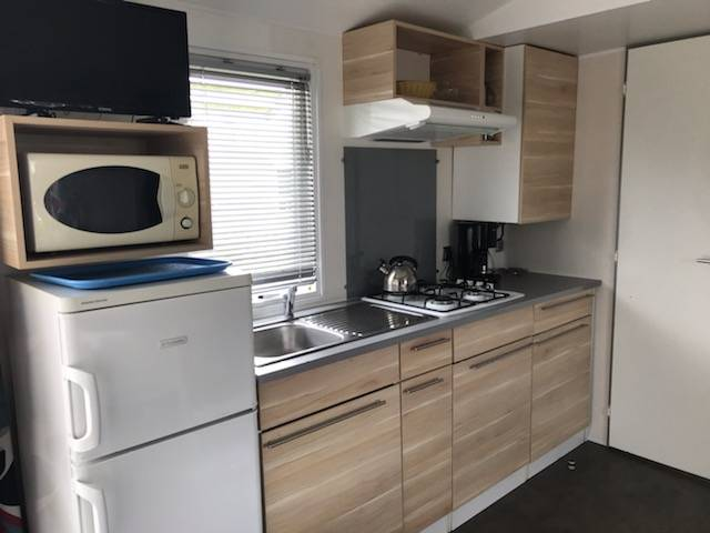 2 Bedrooms Mobil Home