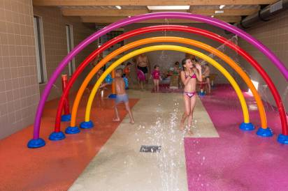 Water games for children camping baie de somme