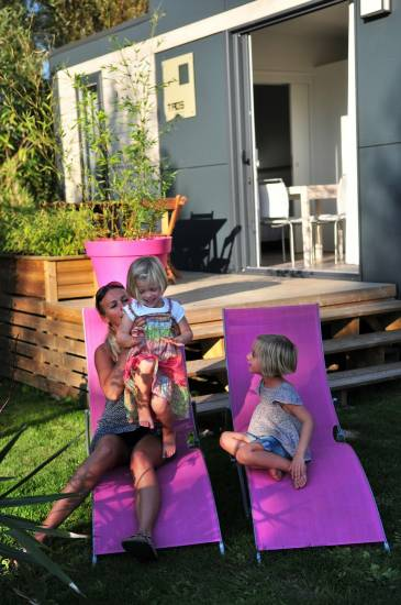 Familie Glamping